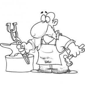 Hestesko & Værktøj